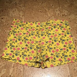 🌈Floral shorts